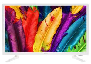 """22"""" (55 см) Телевизор LED DEXP F22D7200E/W белый"""