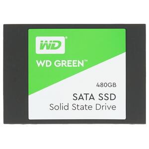 """480 ГБ 2.5"""" SATA накопитель WD Green [WDS480G2G0A]"""