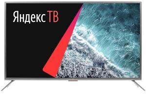 """50"""" (127 см) Телевизор LED DEXP U50E9100Q серый"""