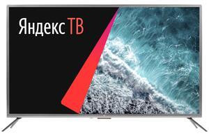 """50"""" (127 см) Телевизор LED DEXP U50F8000Q/G серый"""