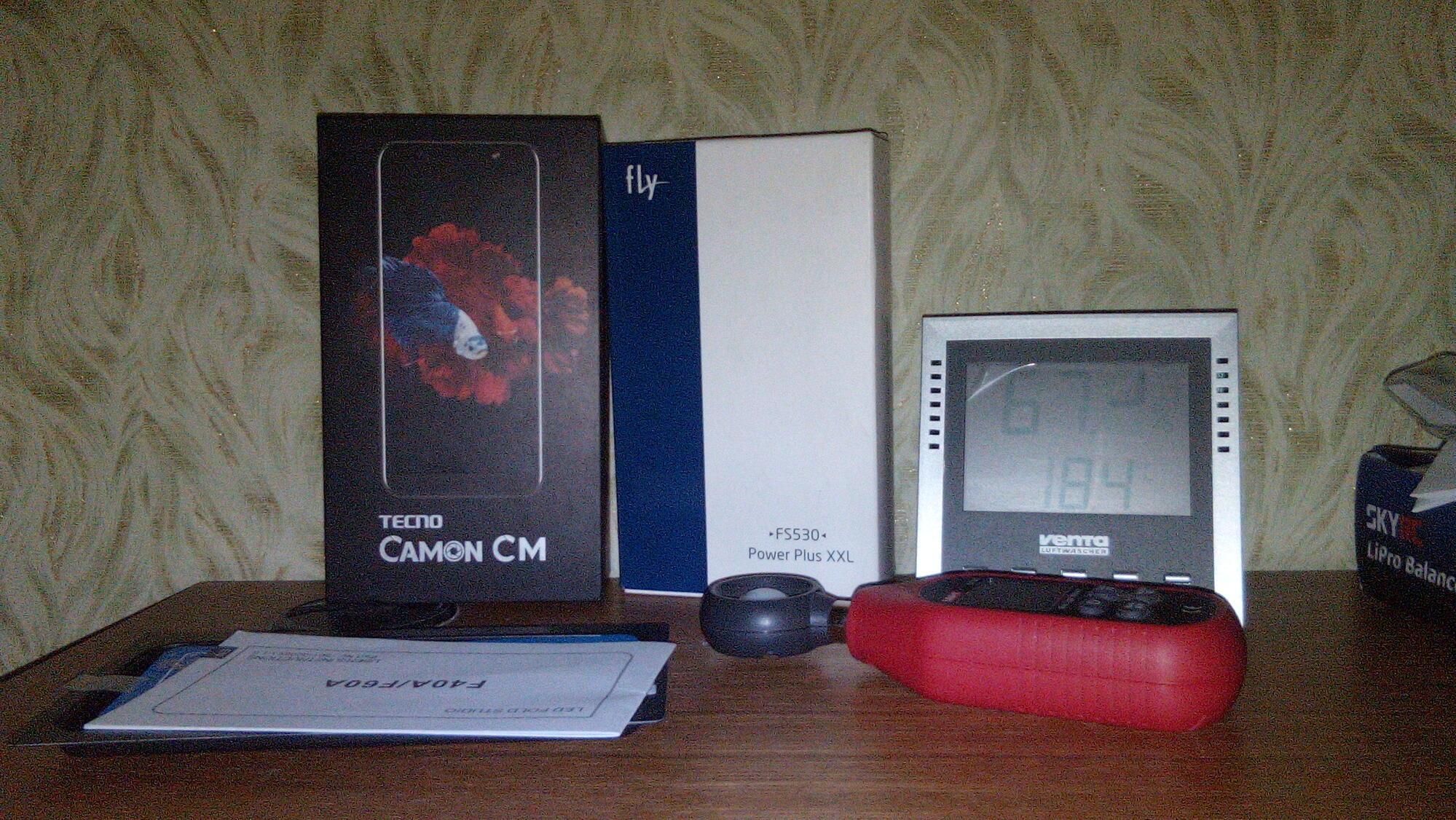 Smartfony i aksessuary - Obzor smartfona Black Fox B4 mini NFC: Hitryy byudzhetnyy Lis s podderzhkoy beskontaktnoy oplaty