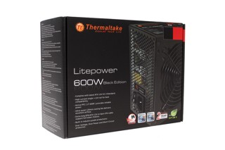 Блок питания Thermaltake Litepower 600W [LT-600P]