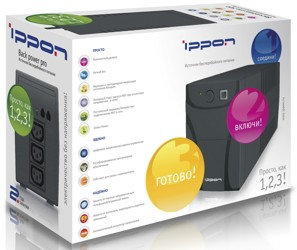 ИБП IPPON Back Power PRO 400