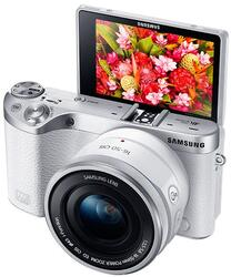 Камера со сменной оптикой Samsung NX500 kit 16-50mm