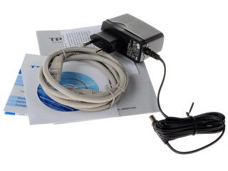 Маршрутизатор TP-LINK TL-WR841ND