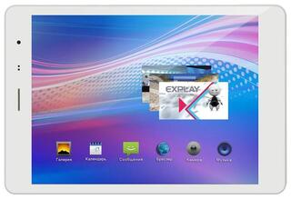 "7,85"" Планшет Explay sQuad 7.82 16Gb 3G Silver 1024x768/IPS/4x1,2Ghz/1024Mb/Cam2/Android 4.2"