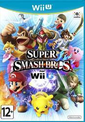 "Игра для Wii U ""Super Smash Bros. + Amiibo Mario"""