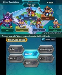 "Игра для 3DS ""Little Battlers Experience"""
