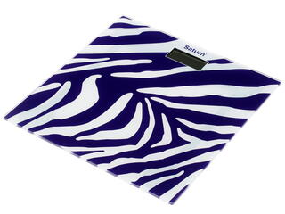 Весы Saturn ST-PS0282 Zebra