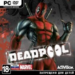 Игра для PC Deadpool