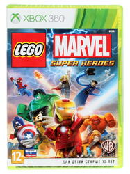 "Игра ""LEGO Marvel Super Heroes"""