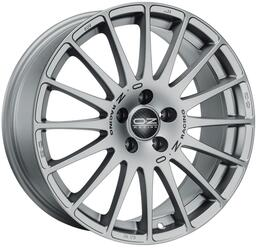 Автомобильный диск Литой OZ Racing Superturismo GT 6,5x15 4/100 ET 37 DIA 68 Race Silver + Black Lettering