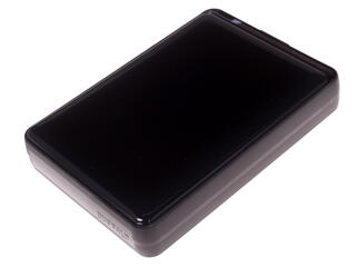 "Внешний HDD Buffalo 2TB MiniStation Plus  2.5"" USB 3.0 Black"
