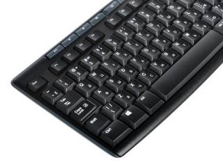 Клавиатура Logitech Media Keyboard K200