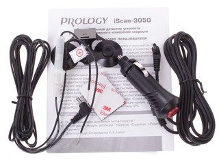 Радар-детектор Prology iScan-3050