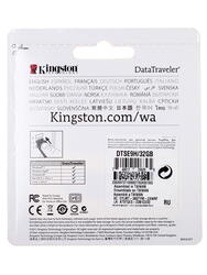 Память USB Flash Kingston DataTraveler DTSE9H 32 Гб