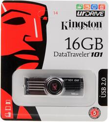 Память USB Flash Kingston DataTraveler DT101G2 16 Гб