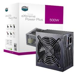 БП CoolerMaster eXtreme Power Plus 500W (ATX12V 2.3, Passive PFC, 12cm Fan, OEM)