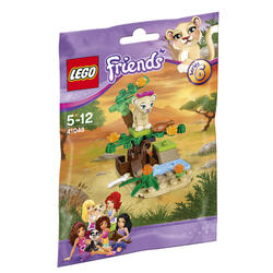 Конструктор LEGO Friends Саванна львёнка