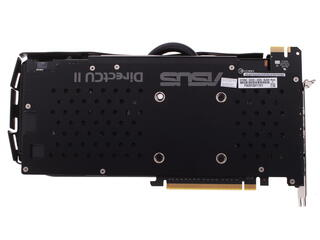 Видеокарта ASUS GeForce GTX 960 BLACK OC [GTX960-DC2OC-2GD5-BLACK]