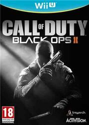 Игра для Wii U Call of Duty: Black Ops II