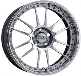 Автомобильный диск Литой OZ Racing Superleggera III Forget 9,5x19 5/112 ET 36 DIA 76 Silver
