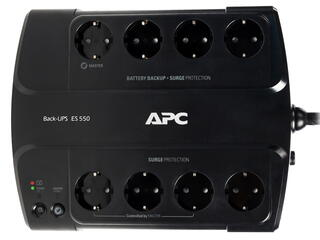 ИБП APC BE550G-RS [BE550G-RS]