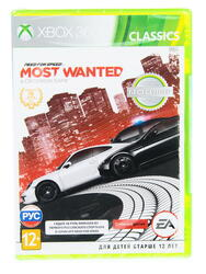 "Игра для Xbox 360 ""Need for Speed: Most Wanted - A Criterion Game"" Classics"