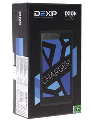 "5"" Смартфон DEXP Ixion EL150 Charger 8 ГБ черный"