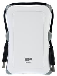 "2.5"" Внешний HDD Silicon Power Armor A30 [SP010TBPHDA30S3W]"