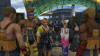 Игра для PS4 Final Fantasy X/X-2 HD Remastered