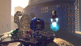Игра для PS3 LEGO Marvel Super Heroes