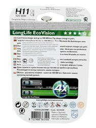 Галогеновая лампа Philips LongLife EcoVision