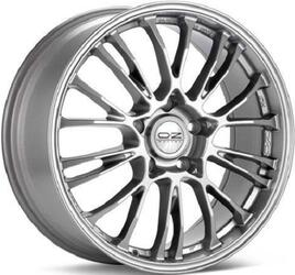 Автомобильный диск Литой OZ Racing Botticelli HLT 11x19 5/130 ET 50 DIA 71,56 Crystal Titanium