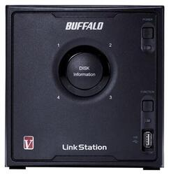 Сетевое хранилище Buffalo LinkStation Pro Quad LS-QV4.0TL/R5-EU