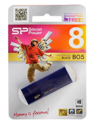 Память USB Flash Silicon Power Blaze B05 8 Гб