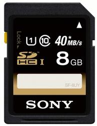 Память Sony EXPERIENCE (SDHC) 8 Gb UHS-I (Class 10)