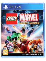 Игра для PS4 LEGO Marvel Super Heroes