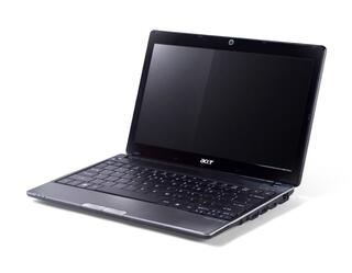 "11.6"" Ноутбук Acer Aspire One AO753-U361ss (HD) /Silver"
