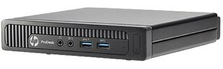 ПК HP ProDesk 600 mini PC i5 4570T/4Gb/500Gb/Free DOS/WiFi/клавиатура/мышь