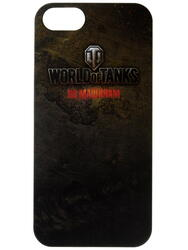 Накладка  World of Tanks для смартфона Apple iPhone 5/5S/SE