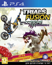 Игра для PS4 Trials Fusion AWESOME MAX ED