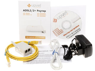 Маршрутизатор ADSL2+ UPVEL UR-344AN4G