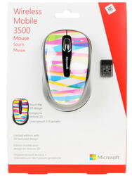 Мышь беспроводная Microsoft Wireless Mobile Mouse 3500 ARTIST STUDIO
