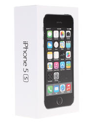 "4"" Смартфон Apple iPhone 5s 16 ГБ серый"