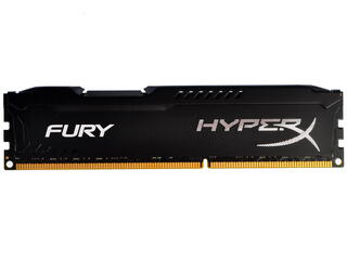 Оперативная память Kingston HyperX FURY Black Series [HX318C10FB/8] 8 ГБ