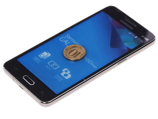 "5"" Смартфон Samsung SM-G531 Galaxy Grand Prime VE Duos 8 ГБ серый"