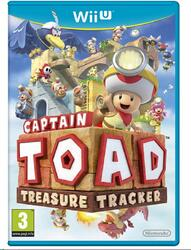 Игра для Wii U Captain Toad: Treasure Tracker