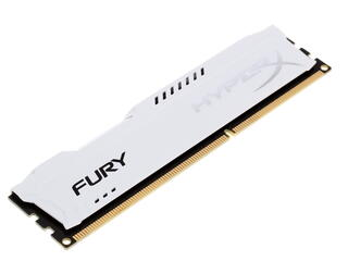 Оперативная память Kingston HyperX FURY White Series [HX313C9FW/4] 4 Гб