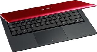 "Ноутбук Asus X200CA-CT060H Pentium Dual Core 2117U/4Gb/500Gb/GMA/11.6""/HD/Touch/1366x768/Win 8 Single Language/red/WiFi/"